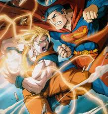 Superman & Goku